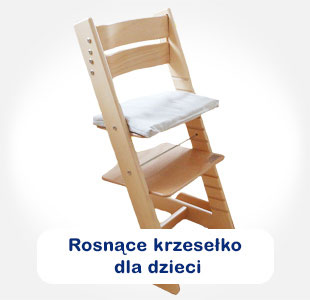 Rosnace krzeselko Jitro