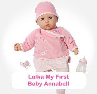 Lalka My First Baby Annabell